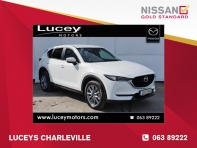 Mazda CX-5 2.2D GT // LEATHER