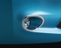 Chrome Fog Lamp RIngs