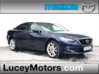 2.2 MAZDA 6 PLATINUM ***FINANCE AVAILABLE FROM €95 PER WEEK