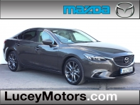 MAZDA 6 2.2 D 4DR 150PS PLATINUM. PCP FROM €441 P/M